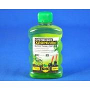 Суспензия хлореллы 250мл. биостимулятор