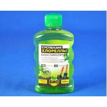 Суспензия хлореллы БИО-комплекс  250мл. биостимулятор