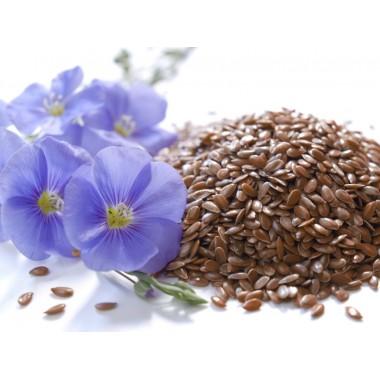 Лён семена